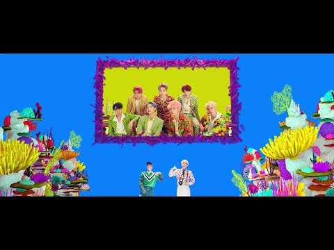 Bts 방탄소년단 Idol Feat Nicki Minaj Official Mv
