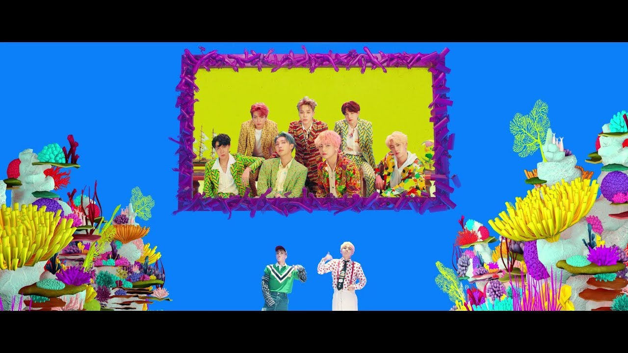 BTS ft. Nicki Minaj — Idol