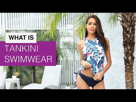 What is a Tankini Swimsuit?