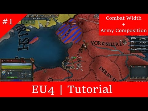 EU4 | Tutorial: Combat Width And Army Composition Mp3