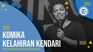 Profil Arie Kriting - Aktor dan Komedian Indonesia Jebolan Stand Up Comedy Indonesia Kompas TV