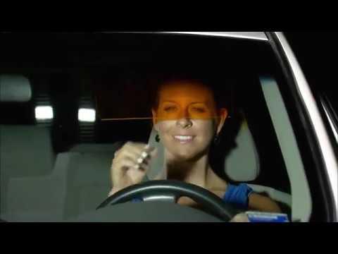 HD Auto Sonnenblende blendfrei