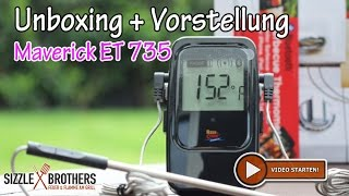 Maverick ET 735  - Unboxing und Test | Inkl. Reichweiten-Check