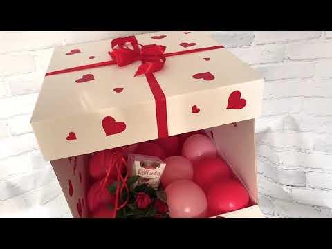 Коробка - сюрприз 3в1 Video #2