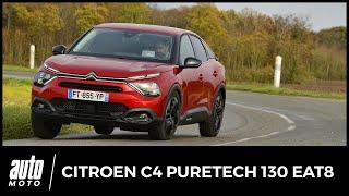 Essai nouvelle Citroën C4 : post-révolutionnaire