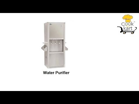 Water Purifier 80ltr Warm Water 2 Faucets