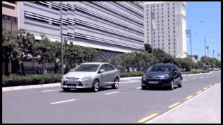 preview picture of video 'ford focus 2012  blind spot information system (ฟอร์ด โฟกัส)'