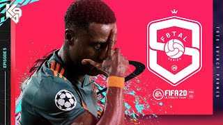 THE FINAL GAMES! F8TAL TOTS PROMES! | FIFA 20 Ultimate Team #5