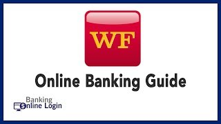 Wells Fargo Online Banking Guide   Login   Sign Up
