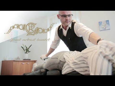 Anzeichen für eine Luxation des Kniegelenks
