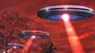 👽 Подборка НЛО наблюдений - видео очевидцев 2017 HD (UFO)