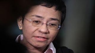 Rappler CEO Maria Ressa arrested for cyber libel
