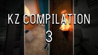 [CS:GO KZT] KZ Compilation #3 ft. Slumpfy, LUq, GiimPy, and Gwooky