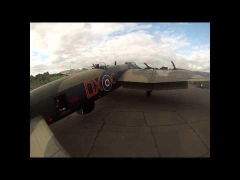 Lancaster Poppy drop