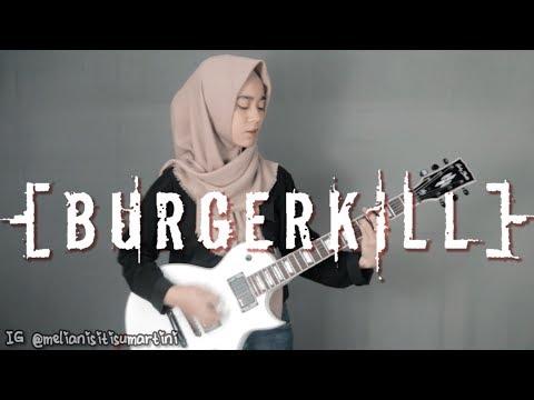 """BURGERKILL - """"Penjara Batin"""" cover by Mel"""