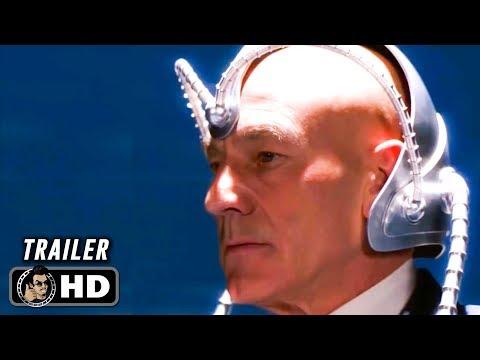 "DARK PHOENIX ""X-Men Legacy"" Trailer (2019)"