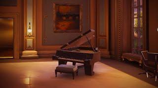 친구들끼리 오버워치 피아노로 flower dance 연주해보았습니다!!
