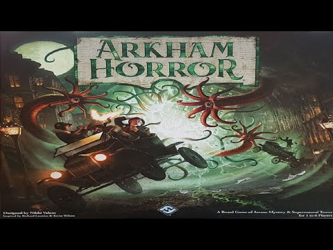 Arkham Horror (3rd Edition): Discussion