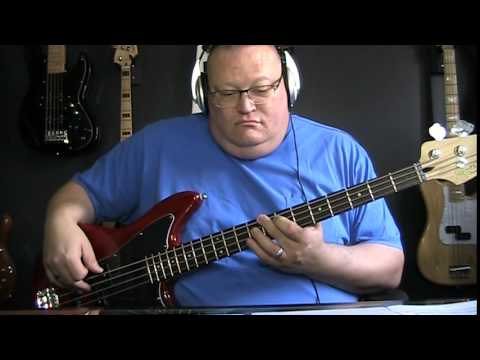 The Police Man In A Suitcase Bass Cover with Notes & Tablature
