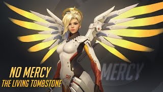 The Living Tombstone - No Mercy | Overwatch Film | Parody