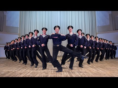 """""""Yablochko"""" La Danza Rusa De Los  Marineros"""