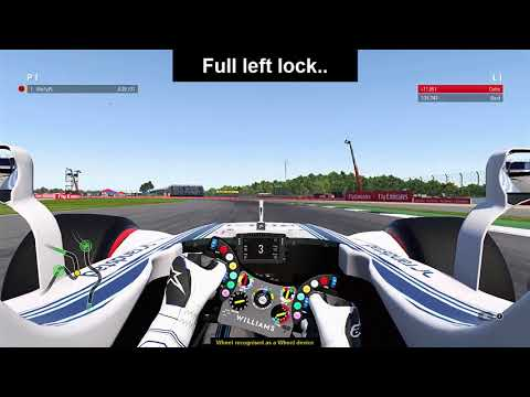 MAJOR steering wheel issues in F1 2017 - updated :: F1 2017 General