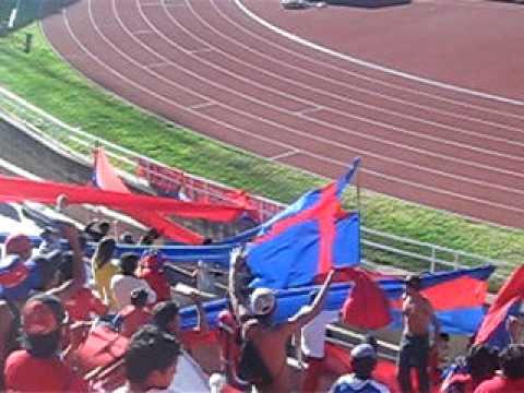 """QUE LA VUELTA VAMOS A DAR...( LOKURA KAPITALINA 22 )"" Barra: Lokura Kapitalina 22 • Club: Universitario de Sucre"