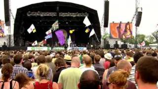 Bat for lashes What's a girl to do? Live Glastonbury 2009