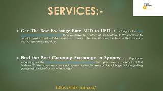 Get The Authentic Currency Exchange in Brisbane