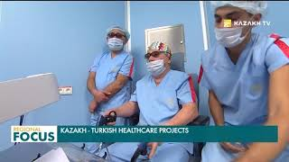 Kazakhstan and Turkey to cooperate in healthcare sector