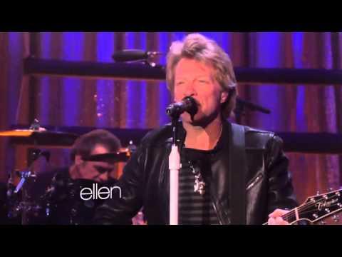 Bon Jovi - What About Now.