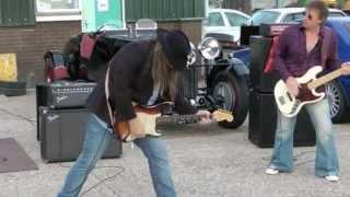Chris Walker Band - Floor It
