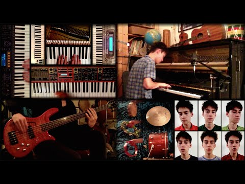 fascinating rhythm jacob collier