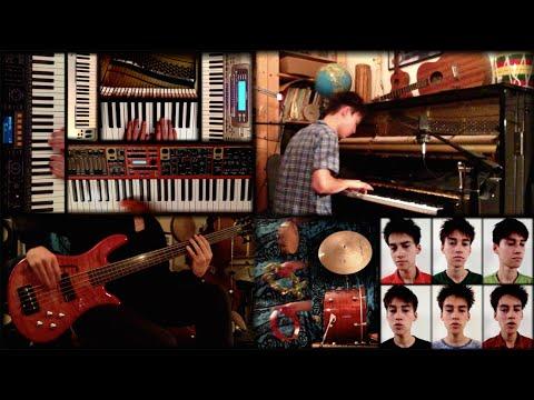fascinating rhythm jacob collier