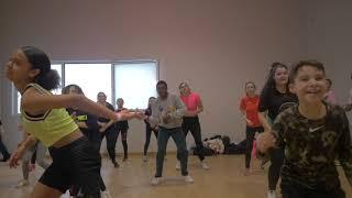 Fally Ipupa - ça bouge pas - Julien Moraux choreography