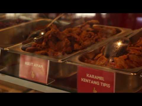 Video Bandung Punya Warteg Berkelas Setara Restoran Mewah