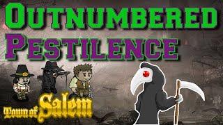 Outnumbered Pestilence | Town Of Salem Pestilence Gameplay