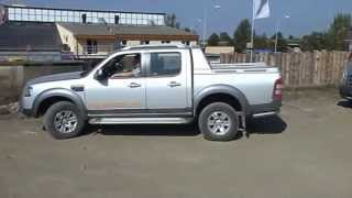 preview picture of video 'Ford Ranger off-road, pick-up 4x4, off-road driving, Amazing Ranger.'
