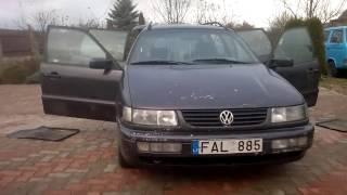 обзор VW Passat B4 Varriant