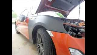 preview picture of video 'WRAPPING ALESSANDRIA - TOYOTA GT 86 -'