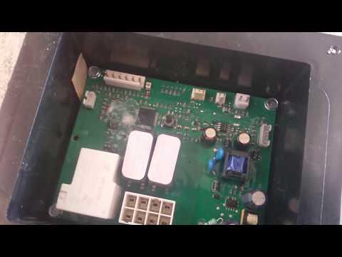 Como regular o controlador da geladeira comercial ccv355 parte 1