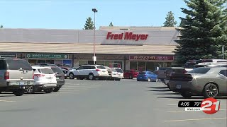 Fred Meyer temporarily withholding coins