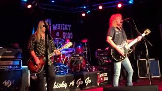 Y&T SHINE ON LIVE WHISKY A GO GO WEST HOLLYWOOD 09/10/15