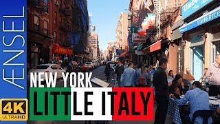 Little Italy, New York