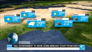 France 24 Weather