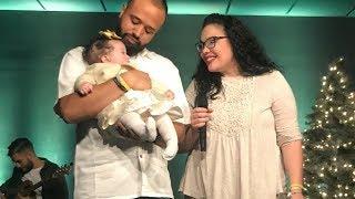 Baby Dedication! GOD IS GOOD
