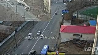 VL.ru – В районе Луговой сбили пешехода, переходящего дорогу в неположенном месте