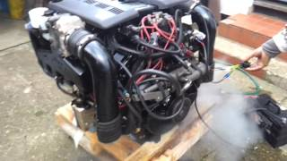 Mercury mercruiser 7 4 MPI V8 engine dies when put in gear - Арт