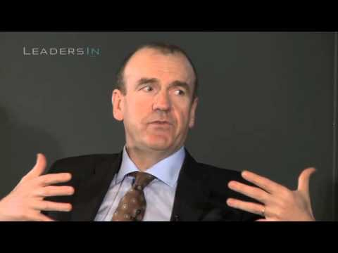 Still Image from the video: Sir Terry Leahy resignation from Tesco