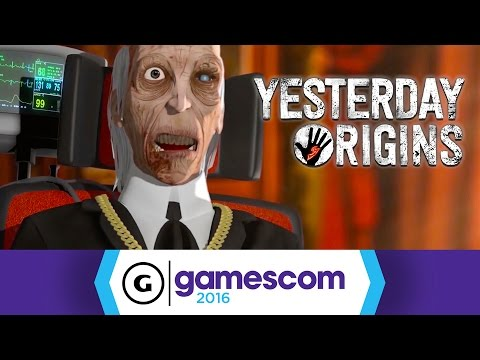 Видео № 0 из игры Yesterday Origins [PC,DVD]